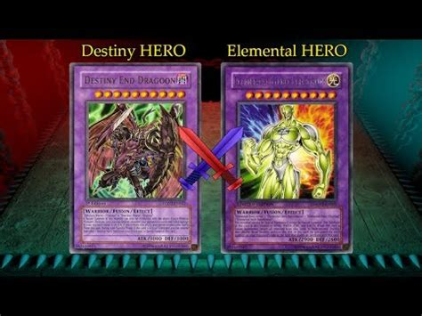 Elemental Deck List 2014 by Destiny Deck Vs Elemental Deck Ygopro