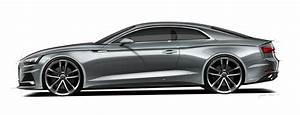Audi A5 Coupé : audi a5 coupe design sketch render car body design ~ Medecine-chirurgie-esthetiques.com Avis de Voitures