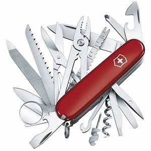 Swiss Army Champ Multitool Knife For Men Gifts