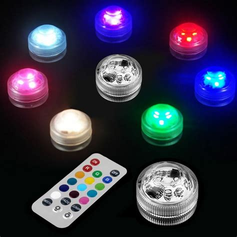 Waterproof Led Lights by Rgb Color Changing 3 Led Submersible Waterproof Fish Tank