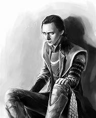 Tom Hiddleston Loki Fan Art