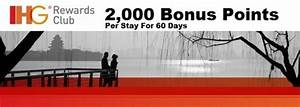 Club Total Points : ihg rewards club promotion 2 000 bonus points for one stay within 60 days 2014 loyaltylobby ~ Medecine-chirurgie-esthetiques.com Avis de Voitures