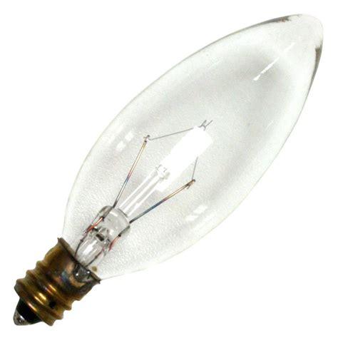 westinghouse 03684 60b10 b9 5 decor torpedo light bulb