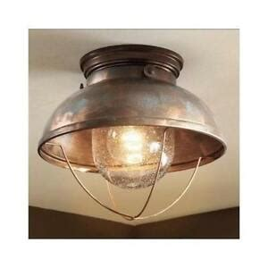 Rustic Bathroom Light Fixtures by Ceiling Light Fixture Bathroom Kitchen Rustic Lighting