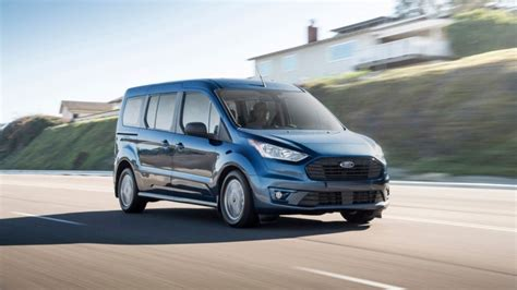 Introducing The Allnew 2019 Ford Transit Connect Wagon