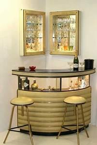 Vintage Retro Cocktail Bars