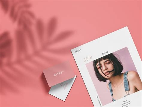 This mockup is good to use specially for brochure or magazine projects. Free A4 Magazine Cover Mockup Psd by Juan Trigusto on Dribbble