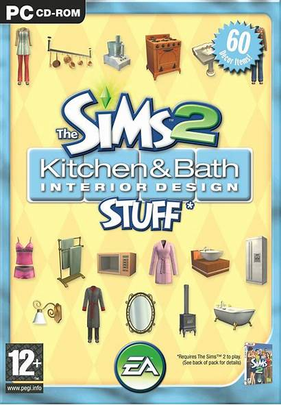 Sims Stuff Kitchen Interior Bath Pc Bathroom