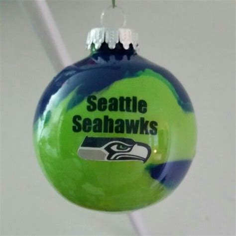 seahawk ornament seahawks seahawks gear seattle