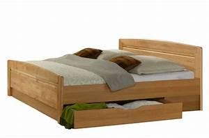 Doppelbett Mit Stauraum 180x200 : massivholzbetten mit bettkasten funktionell m bel f r schlafzimmer komplett doppelbett mit ~ Bigdaddyawards.com Haus und Dekorationen