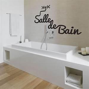 Stickers Salle De Bain Castorama : sticker salle de bain stickers salle de bain stickers muraux ~ Dode.kayakingforconservation.com Idées de Décoration