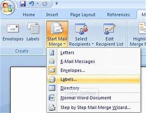 junxure knowledge base article how to create custom With create custom labels in word