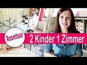 Kleines Kinderzimmer Für 2 Kinder : 6 qm kleines kinderzimmer roomtour diy geschwister ~ Michelbontemps.com Haus und Dekorationen