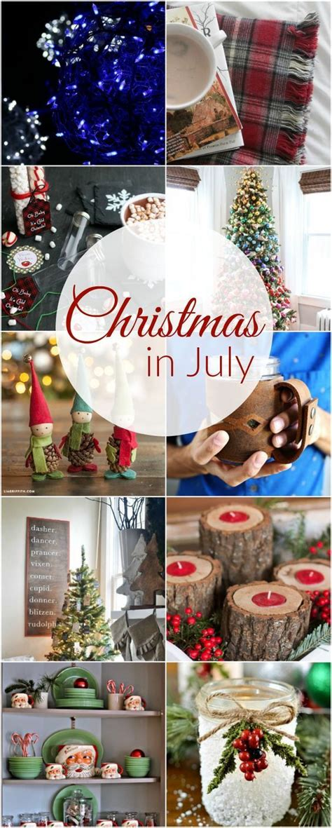 christmas in july 10 projects to start now homemade