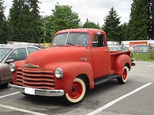 1953 Chevrolet 1300 Pickup Truck