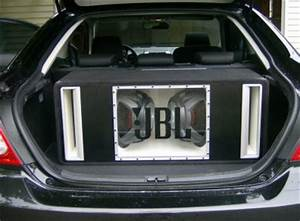 Jbl Dual Subwoofer W Plexi Neon Lights Bnew For Sale in