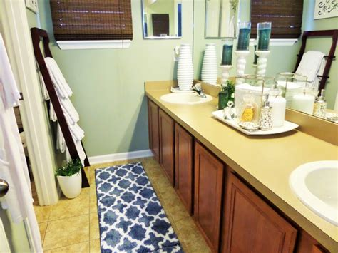 Giving Your Bathroom A Spa Like Look  Be My Guest With Denise