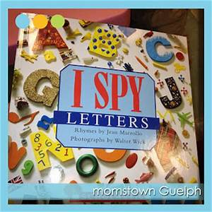 tales for tots i spy letters With i spy letters book