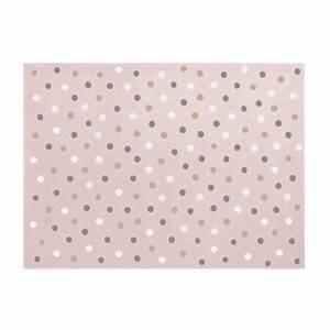 Rosa Grau Teppich : lorena canals kinderteppich dots rosa grau gr en lorena canals teppiche ~ Markanthonyermac.com Haus und Dekorationen