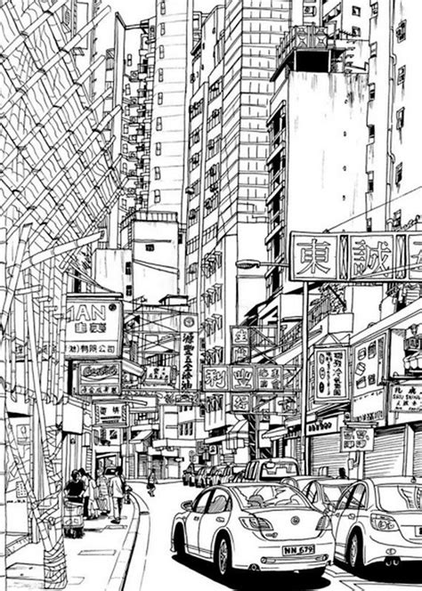 asien china ausmalbilder fuer erwachsene kostenlos zum