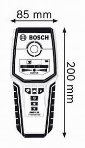 Gms 120 Professional : bosch detektor gms 120 professional bosch ~ Frokenaadalensverden.com Haus und Dekorationen