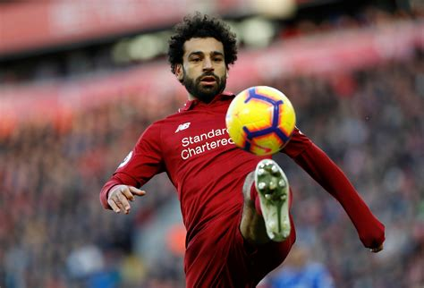 Salah Boosted By New Role