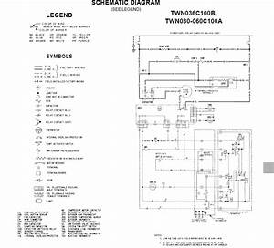 I Need A Wiring Diagram For Trane Model Xe1100 For The