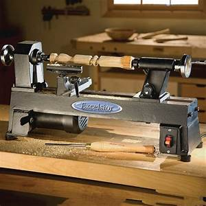 Best Mini Wood Lathes Reviewed In 2019