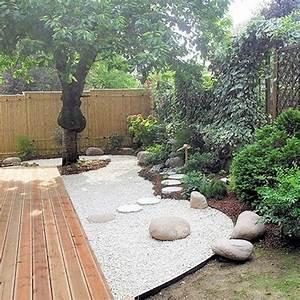 Jardin Deco Exterieur : idee deco de jardin exterieur statue deco jardin exterieur maison email ~ Nature-et-papiers.com Idées de Décoration