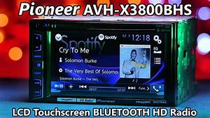 Pioneer Avh-x3800bhs - Demo  U0026 Review 2016