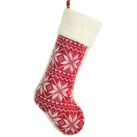 Fireplace & Knit Christmas Stockings - Images, Pictures