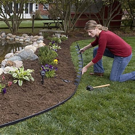 types of lawn edging types of paver edging pictures to pin on pinterest pinsdaddy