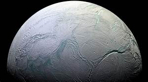 Vast liquid ocean encircles Enceladus, Saturn's sixth moon ...