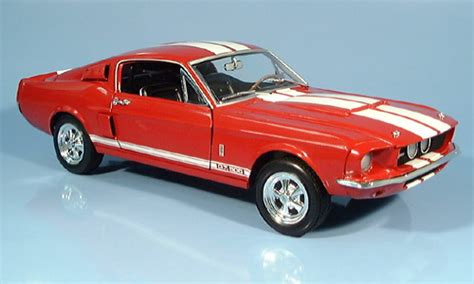 ford mustang modelle toller ford mustang shelby in 1 18 ertl