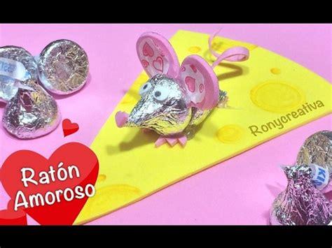 diy hershey s mouse fast and easy idea rat 243 n de kisses el regalo ideal