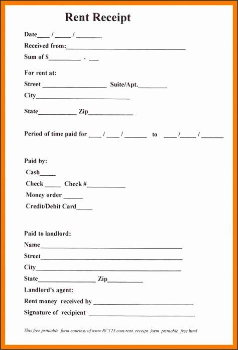 blank rent receipt template sampletemplatess