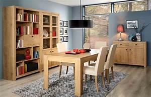 meuble tv indigo salle a manger chene clair With meubles salle a manger