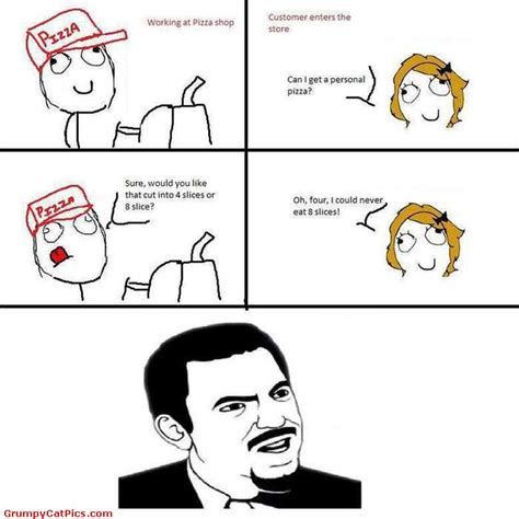 Really Funny Meme - funny women rage comics