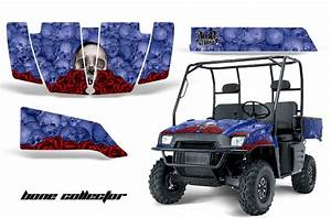 Polaris Side X Side Utv Graphic Decal Kit For 2005 2006