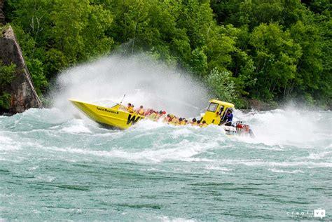 Whirlpool Jet Boat by Whirlpool Jet Boat Niagara Falls Canada Creative Travel
