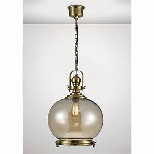Diyas riley single light medium ceiling pendant in antique