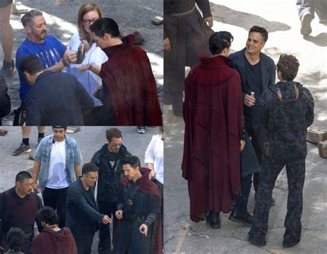 Amazing Behind The Scene Images From Set Every
