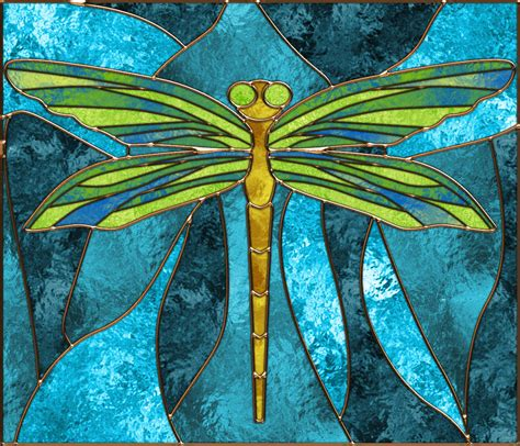 dragonfly stained glass l don 39 t eat the paste january 2012