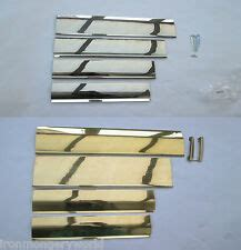 Interior Letter Box Cover by Chrome Letter Box Letterboxes Ebay