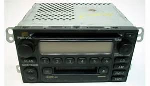 2000-2003 Toyota Solara Factory Jbl Radio Receiver Cd Player Cassette Tape