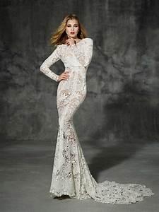 yolancris boho wedding dress laietana With boho dresses wedding