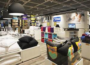 Danish furniture store chain jysk arrives in belgium for Chain furniture stores