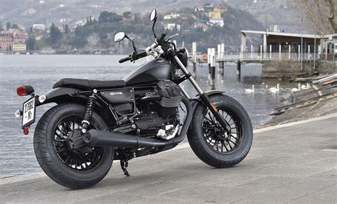 Gambar Motor Moto Guzzi V9 Bobber by The New Moto Guzzi V9 Bobber The Bike Shed