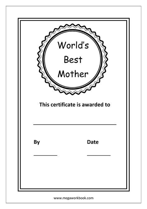 kindergarten certificate  printable  sys
