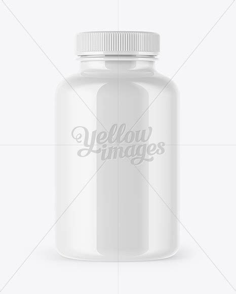 What's cool, you don't have to pay for this. Download 300ml Glossy Protein Jar Mockup PSD